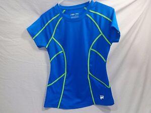 Fila Running Ladies Top XS with left hip zip pocket