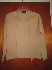 Vintage Givenchy Sport Tan Top in Nylon/Polyester SZ: 36 S-M Great Condition