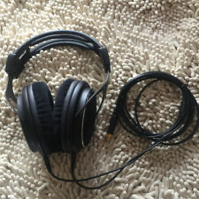 Used SRH1840 Professional Open Back Headphones 100% original no box free a case