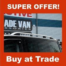 VW T5 TRANSPORTER VAN ROOF RAILS BARS RACKS SAHARA TX3 OEM NO DRILL SWB SHORT