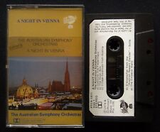 A Night In Vienna - The Australian Symphony Orchestras Tape Cassette (C23)