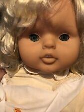 "24"" réaliste reborn toddler poupée blonde princesse fille baby doll kids toy gifts"
