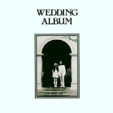 JOHN & ONO,YOKO LENNON - WEDDING ALBUM CD POP NEU