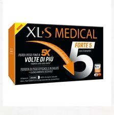 XLS MEDICAL 5 FORTE 180 CAPSULE CONTROLLO DEL PESO TRATTAMENTO 1 MESE