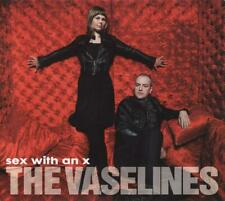 THE VASELINES – SEX WITH AN X (NEW/SEALED) CD