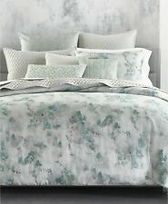 Hotel Collection KING Comforter Meadow Botanical Floral Pima Cotton SAGE A08057
