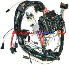 Dash wiring harness with fuse block 79 80 Chevy Camaro
