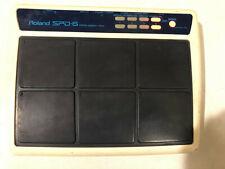 Roland SPD-6 Hand Or Stick Percussion Drum Pad MIDI Trigger Controller