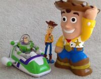 Toy Story Woody & Buzz Light Year.