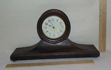 Duverdrey & Bloquel Shelf or MANTEL CLOCK - face marked The Cowell & Hubbard Co