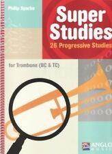 SUPER STUDIES TROMBONE SPARKE Treble/Bass Clef*