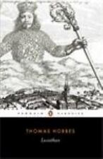 Leviathan (Penguin Classics) Hobbes, Thomas Paperback