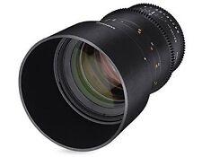 Samyang DSLR Telephoto Camera Lenses for Sony