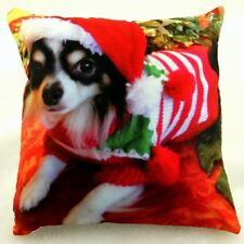 RANDY CHRISTMAS SCATTER CUSHION ( 18 X 18 INCHES )