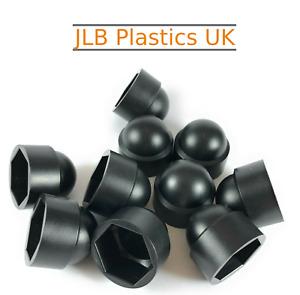 M5 M6 M8 M10 M12 M14 M16 M18 M20 Black Plastic Dome Nut Protection Cap Covers