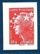 nouvelle variété 4566 Marianne de Beaujard tvp rouge 20g non dentelé