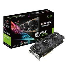 ASUS ROG Strix GeForce GTX 1070 Ti 8GB Advanced GDDR5 VR Ready