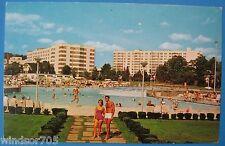 Concord Hotel & Resort, Kiamesha Lake, NY 1960's era postcard