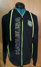 Womans Hayabusa Fightwear Hooded Zip Up Sweatshirt - Size M