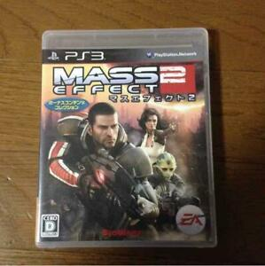 PS3 Mass Effect 2 20383 Japanese ver from Japan