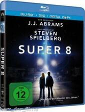 SUPER 8 (Jessica Tuck, Kyle Chandler) Blu-ray Disc + DVD