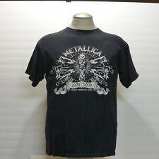 Metallica World Magnetic Tour 2008 2009 Shirt L - Heavy Metal Concert T