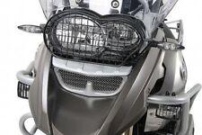 BMW R1200GS Bj. 04-12 Lampenschutzgitter Scheinwerfer Schutz  NEU! R 1200 GS
