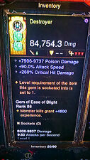 DIABLO 3 MODDED HAND CROSSBOW HIGH DAMAGE PATCH 2.4 for XBOX ONE, MODDED WEAPON