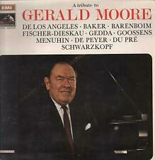 SAN255 A TRIBUTE TO GERALD MOORE Various LP VINYL UK His Masters Voice 1969 10