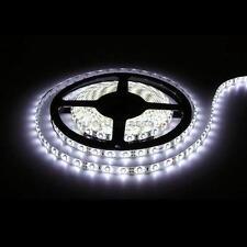 300 3528 LED STRIP TIRA 5m 12V BLANCO luz fría impermeable baños ip65