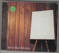 So Called Artists  – Paint By Number Songs CD