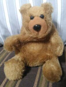 Vtg 1984 Hallmark Tuck-In Teddy Bear Hiding Spot in Back Engagement Ring Surpriz