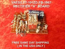 """Yaesu FT-101ZD POWER supply Raddrizzatore """"A"""" Board PB-1967 GRATIS SPEDIZIONE IN GIORNATA"""
