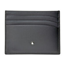 Montblanc Meisterstuck Sfumatro Leather Pocket Card Holder 113172