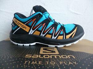 Salomon XA PRO 3D Sportschuhe Sneaker Slipper Sneakers blau Neu!