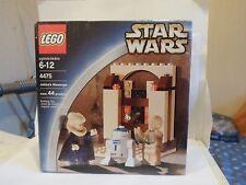 Lego Star Wars Set Jabba's mensaje Box Set Nº 4475 Nuevo