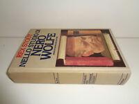 NELLO STUDIO DI NERO WOLFE-REX STOUT-OMNIBUS GIALLI-I ED 1988-MONDADORI-F33