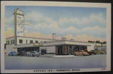 Winnemucca Nv ~ 1940's Sonoma Inn ~ Casino ~ Motel ~ Art Deco ~