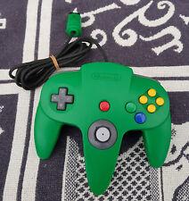 Original Controller Nintendo 64 N64 Grün