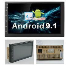 Doppel Din Autoradio Android 9.0 DAB+ SWC Bluetooth WiFi DVB-T2 OBD FM Navi 4G