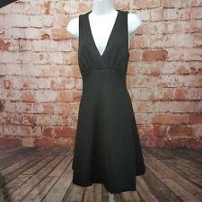 ModCloth Little Black Dress Size M A-line V- neck