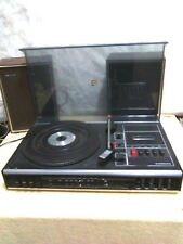 EUROPHON  COMPLESSO STEREOFONICO 1075 RADIO CASSETTE GIRADISCHI  VINTAGE