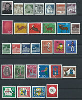 Allemagne RFA - Année 1966 Neuf** (MNH) Compléte
