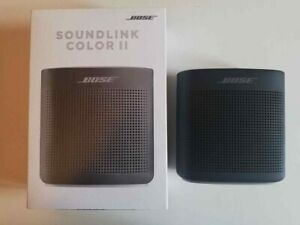 Bose Diffusore SoundLink Color Bluetooth II 2 Completo Bluetooth Speaker Boxed