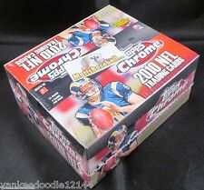 TWO 2010 Topps Chrome Football RETAIL Factory Sealed Boxes, 24 packs/4 cards