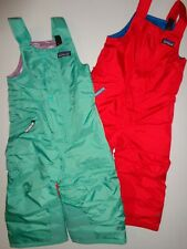 Patagonia Baby Snow Pile Bibs - 61109 - size 2T