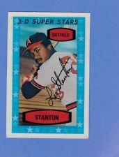 1975 KELLOGG'S 3-D SUPER STARS # 12 LEE STANTON CALIFORNIA ANGELS.... NM/MT 1723
