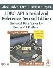 JDBC(TM) API Tutorial and Reference: Universal Data Access for the Java(TM) 2 Pl