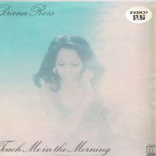 DIANA ROSS touch me in the morning U.S. MOTOWN LP 772_orig1973 MINT in SHRINK