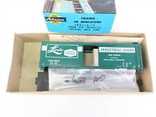 HO Scale Athearn Kit 1241 LAPX Linde Air Products Union Carbide Box Car #2042